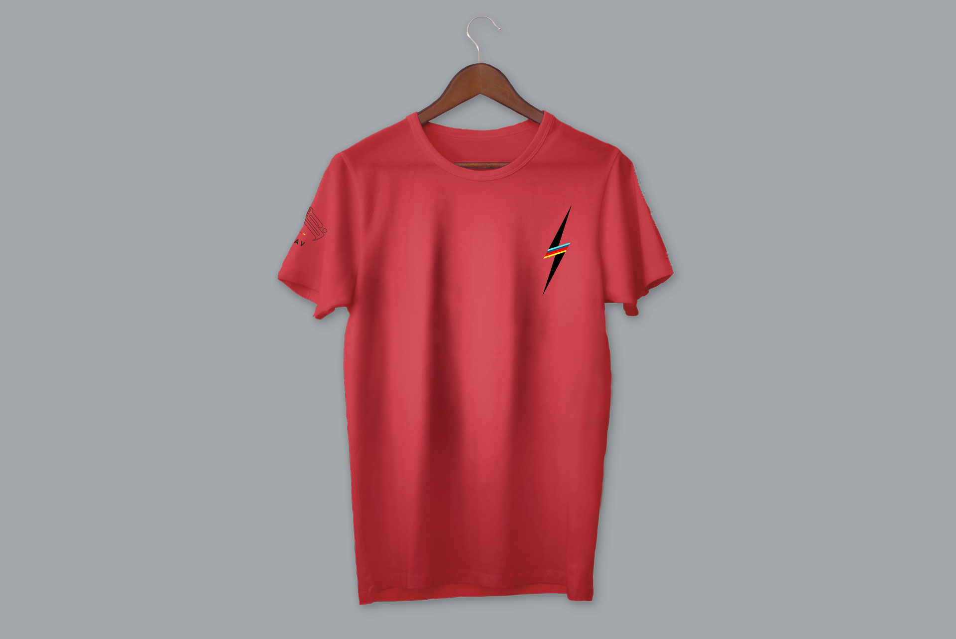 Let Rip Premium Fitted T-Shirt by KOAV
